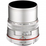 Фото Pentax HD Pentax DA 35mm f/2.8 Maсro Limited Silver (Официальная гарантия)