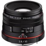 Фото - Pentax HD Pentax DA 35mm f/2.8 Maсro Limited Black (Официальная гарантия)