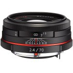 Фото - Pentax HD Pentax DA 70mm f/2.4 Limited Black (Официальная гарантия)