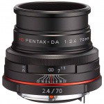 Фото Pentax HD Pentax DA 70mm f/2.4 Limited Black (Официальная гарантия) + В подарок объектив Lensbaby!