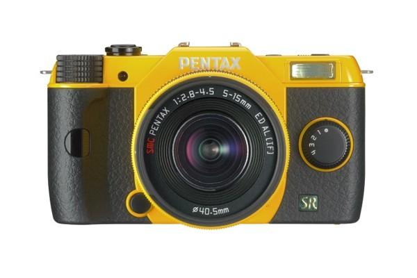 Купить -  PENTAX Q7+ объектив 5-15mm kit Yellow (Официальная гарантия)