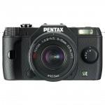 Фото - Pentax PENTAX Q7 + объектив 5-15mm kit Black (Официальная гарантия)