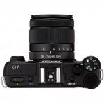 Фото Pentax PENTAX Q7 + объектив 5-15mm kit Black (Официальная гарантия)