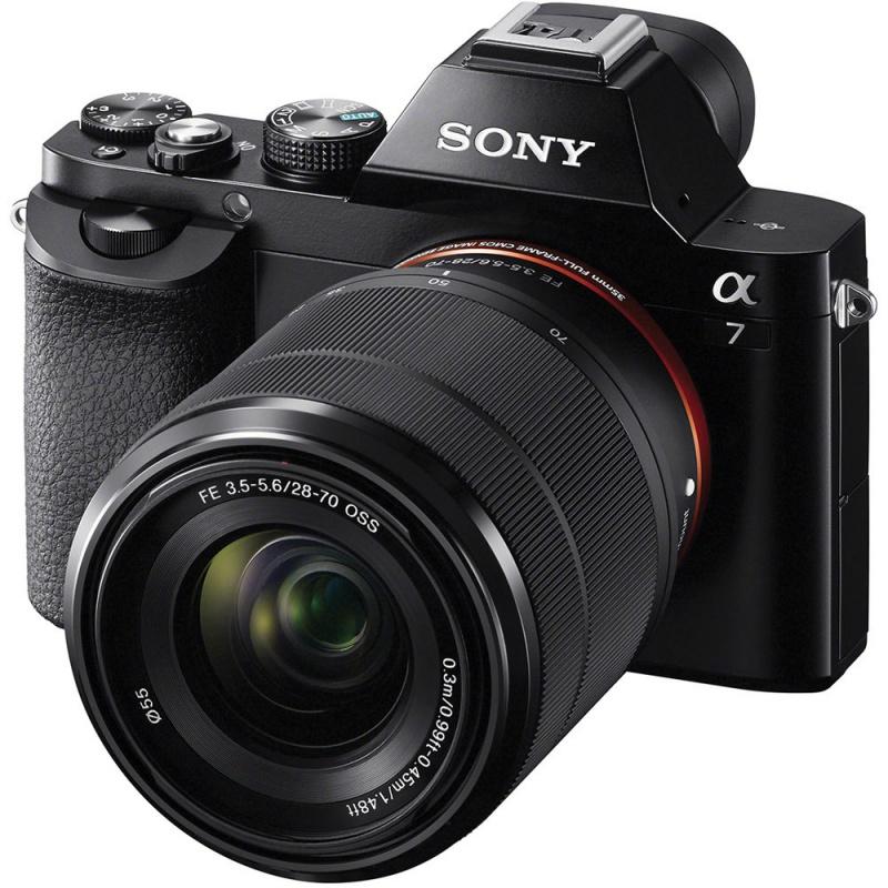 Купить - Sony Sony Alpha A7 + FE 28-70mm f/3.5-5.6 OSS (ILCE7KB.RU2) + В подарок 4000 грн!