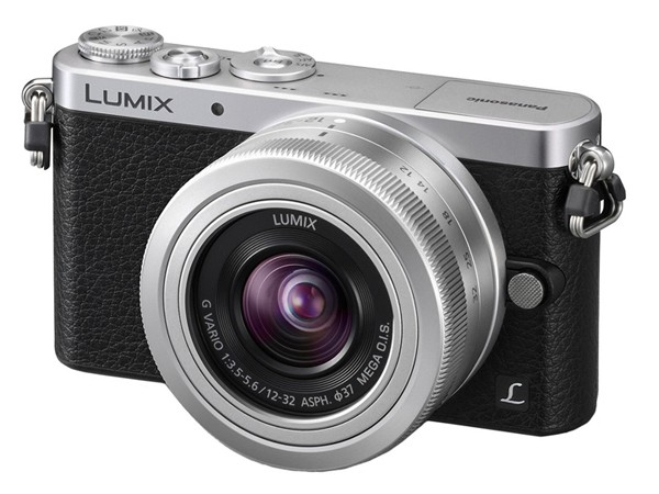 Купить - Panasonic Panasonic DMC-GM1 Kit 12-32mm Silver (DMC-GM1KEE-S)