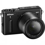 Фото - Nikon Nikon 1 AW1 + AW 11-27.5mm Black  + Подарочный сертификат на 1000 гривен !!!