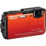 Фото - Nikon Nikon COOLPIX AW110 Orange