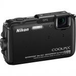 Фото - Nikon Nikon COOLPIX AW110 Black