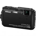 Фото Nikon Nikon COOLPIX AW110 Black
