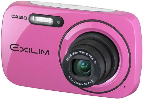 Купить -  Casio Exilim EX-N1 Pink