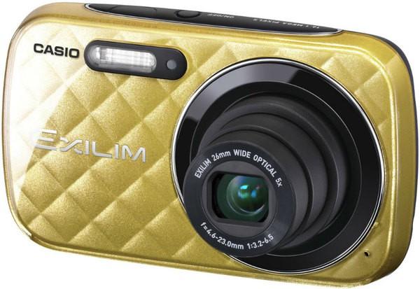 Купить -  Casio Exilim EX-N10 Gold