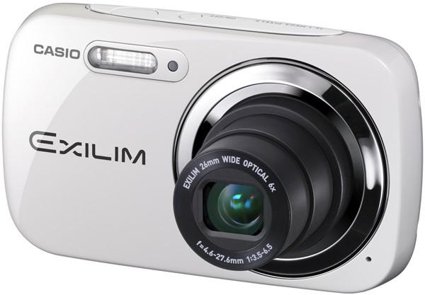 Купить -  Casio Exilim EX-N5 White