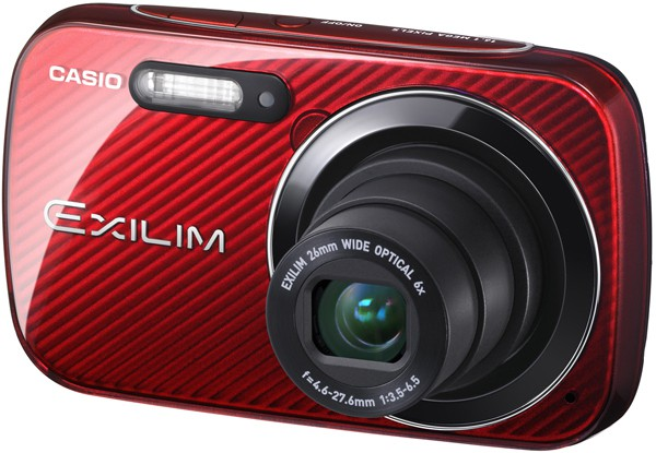 Купить -  Casio Exilim EX-N50 Red