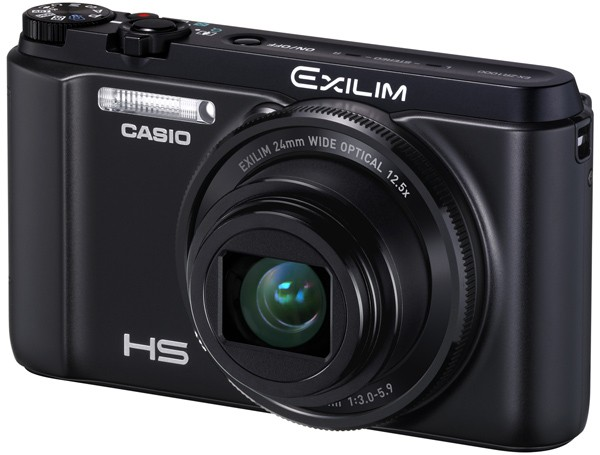 Купить -  Casio Exilim EX-ZR1000 Black
