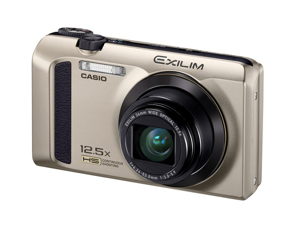 Купить -  Casio Exilim EX-ZR300 Gold