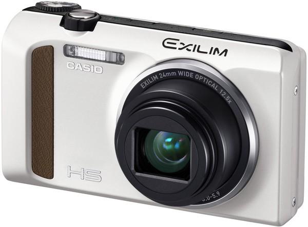 Купить -  Casio Exilim EX-ZR400 White