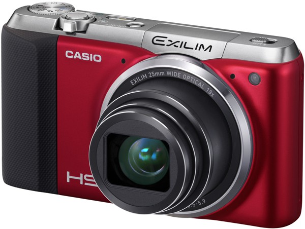 Купить -  Casio Exilim EX-ZR700 Red