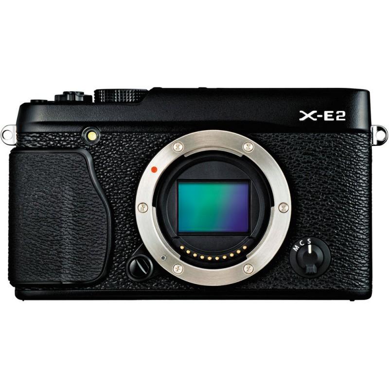 Купить - Fujifilm Fujifilm X-E2 Body Black
