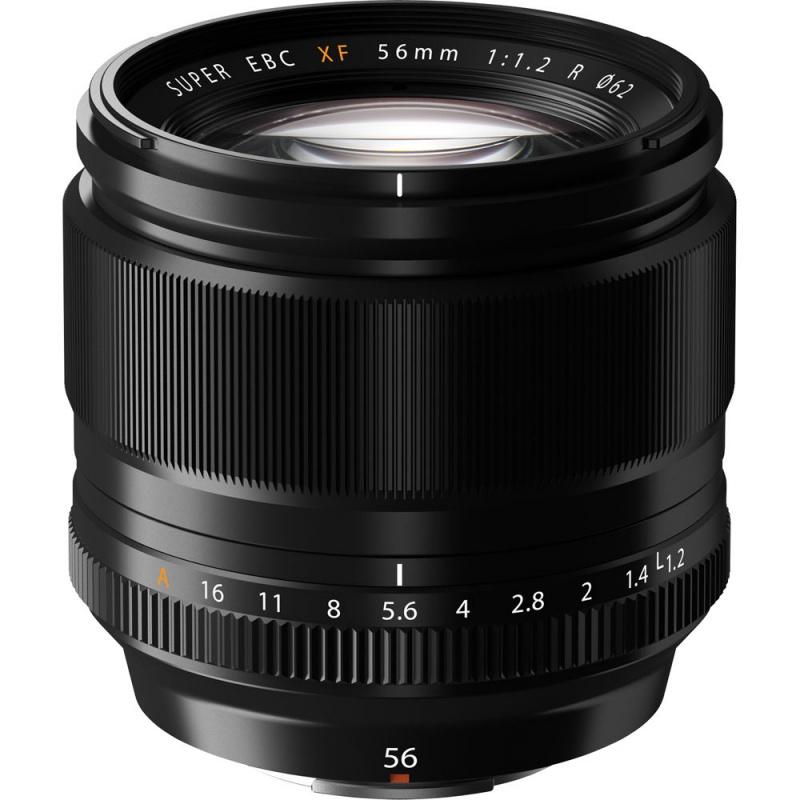 Купить - Fujifilm Fujifilm XF 56mm F1.2 R