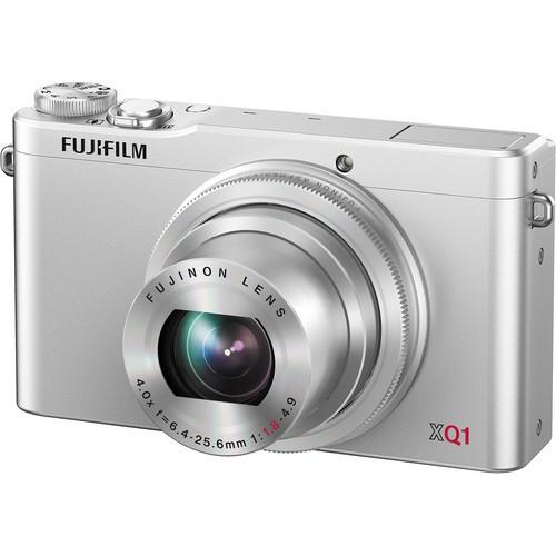 Купить - Fujifilm Fujifilm XQ1 Silver
