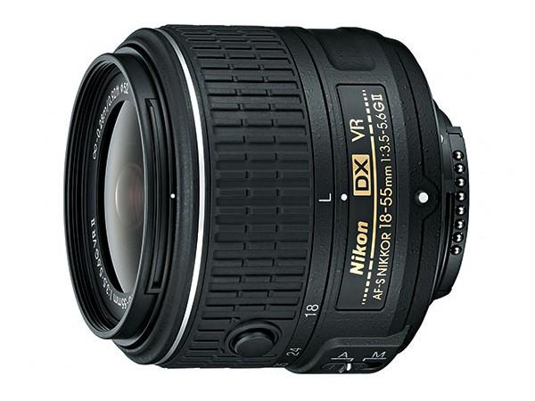 Купить -  Nikon AF-S DX NIKKOR 18–55mm f/3.5–5.6G VR II