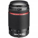 Фото - Pentax Объектив HD PENTAX DA 55-300mm f/4-5.8 ED WR RE (S0022270)
