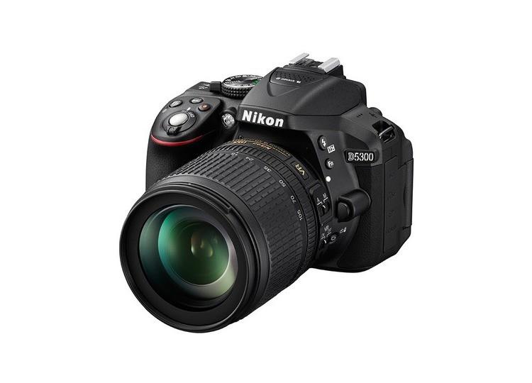 Купить - Nikon Nikon D5300 + объектив 18-105mm f/3.5-5.6G ED VR (Kit)