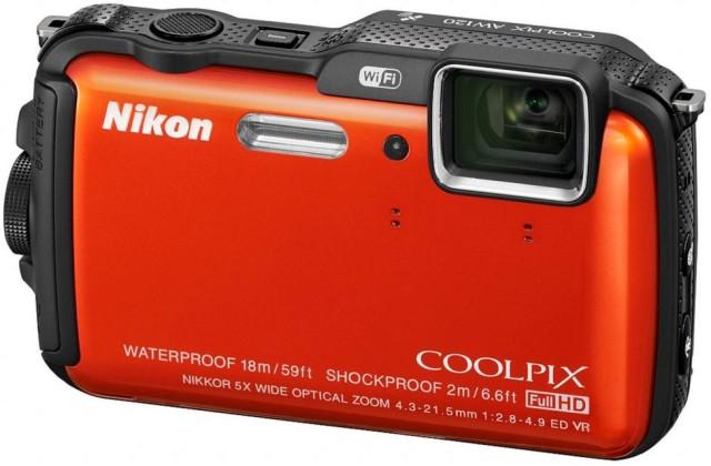 Купить - Nikon Nikon COOLPIX AW120