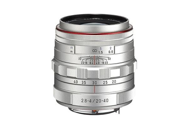 Купить -  Pentax HD DA 20-40mm f/2.8-4 ED Limited DC WR Silver (Официальная гарантия)