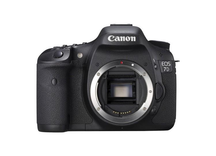 Купить -  Canon EOS 7D (Body)