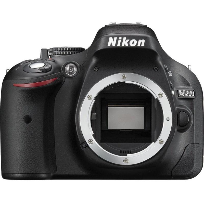 Купить - Nikon Nikon D5200 (Body)
