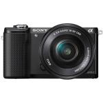 Фото - Sony Sony Alpha 5000 kit 16-50mm  Black (Официальная гарантия)