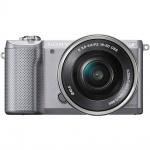 Фото - Sony Sony Alpha 5000 kit 16-50mm Silver (Официальная гарантия)
