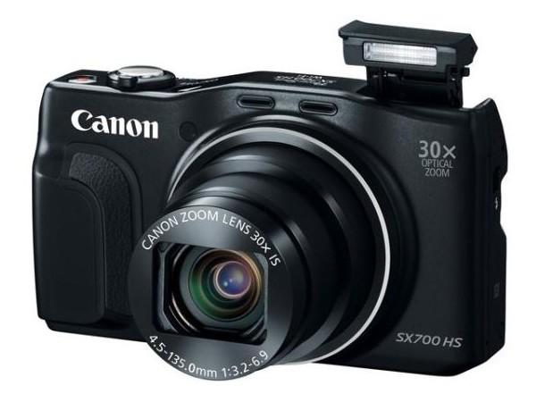 Купить -  Canon PowerShot SX700 HS