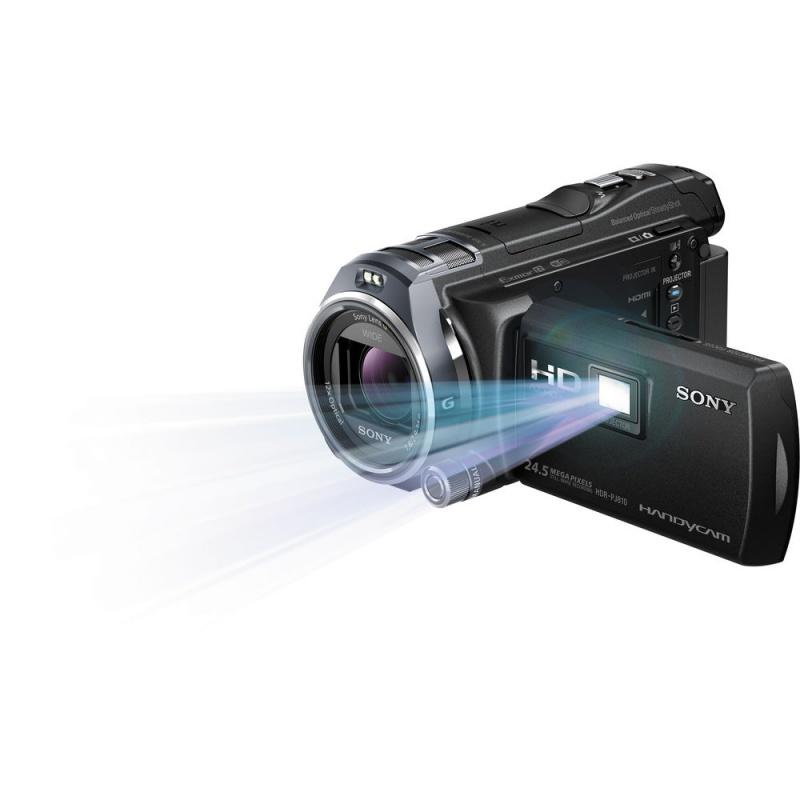 Купить - Sony Sony HDR-PJ810 Black (HDRPJ810EB.CEL)