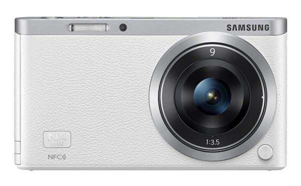 Купить -  Samsung NX mini + 9mm White + карта памяти в подарок на 16Gb