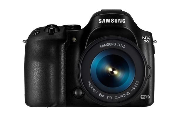 Купить -  Samsung NX30 + 18-55mm OIS Black