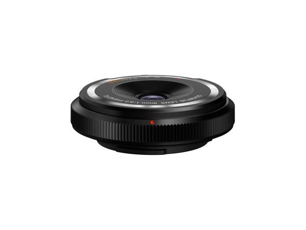 Купить -  Olympus  Fish-Eye Body Cap Lens 9 mm 1:8.0 Black (Официальная гарантия)