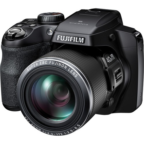 Купить -  Fujifilm FinePix S8200 Black