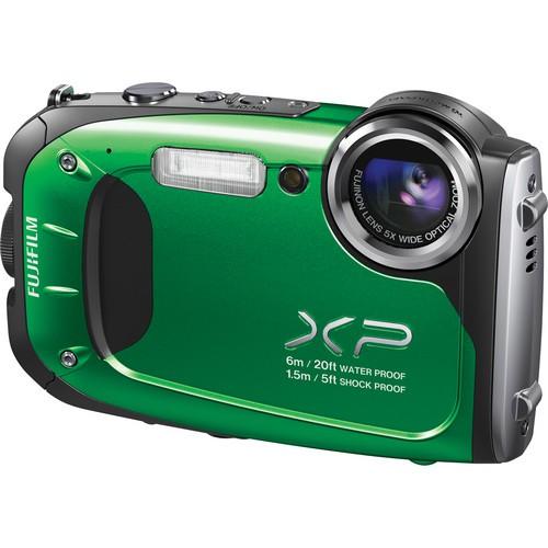 Купить -  Fujifilm FinePix XP60 Green