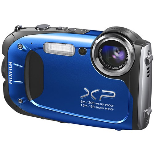 Купить -  Fujifilm FinePix XP60 Blue