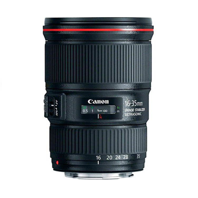 Купить -  Canon EF 16-35mm f/4L IS USM