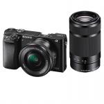 Фото - Sony Sony Alpha 6000 + объектив 16-50mm + 55-210mm Black