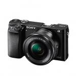 Фото - Sony Фотоапарат Sony Alpha a6000 + 16-50mm f / 3.5-5.6 OSS Kit Black (ILCE6000LB.CEC)