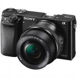 Фото Sony Sony Alpha 6000 kit 16-50mm Black (ILCE6000LB.CEC)
