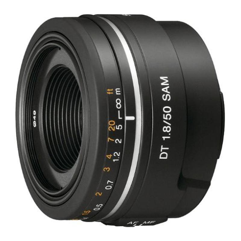 Купить - Sony Sony 50mm f/1.8 DT (SAL50F18.AE)