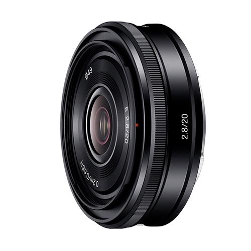 Купить - Sony Sony 20mm f/2.8 для камер NEX (SEL20F28.AE)