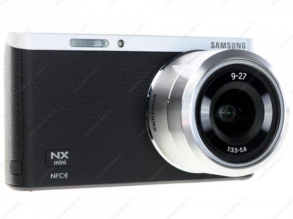Купить -  Samsung NX Mini 9-27mm Kit Black