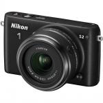 Фото Nikon Nikon 1 S2 kit (11-27.5mm) Black - В подарок карта памяти 16 Gb !!!