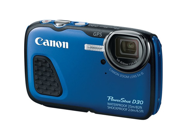Купить -  Canon PowerShot D30